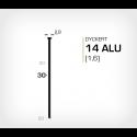 Dyckert 14/30 Aluminium (SKN 16-30 ALU) - 4000 st /ask