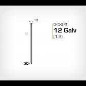 Dyckert 12/50 (SKN 12-50) Galv
