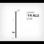 Dyckert 14/50 Aluminium (SKN 16-50 ALU)