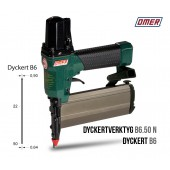 Dyckertpistol B6.50N