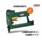 Klammerverktyg 3G V - Automat