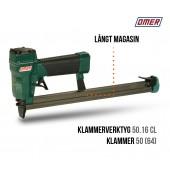 Klammerverktyg 50.16 CL - Långt magasin