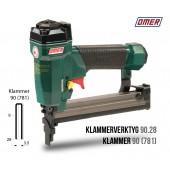 Klammerverktyg 90.28 för klammer 90 och 781