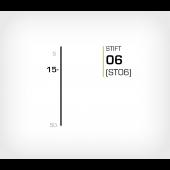 Stift 6/15 Stanox - Stiftverktyg